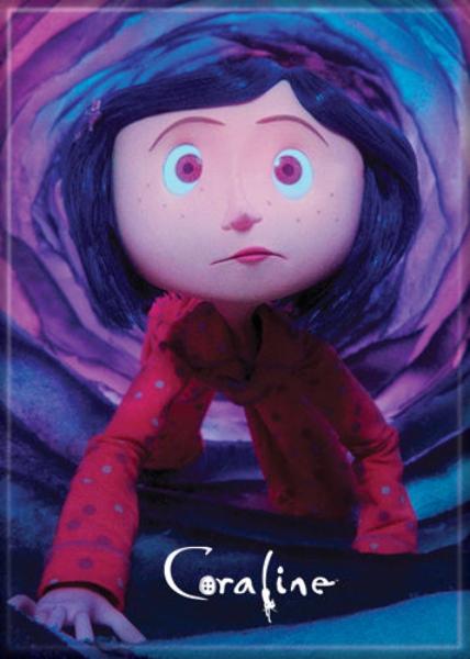 Coraline Animated Movie Crawli...