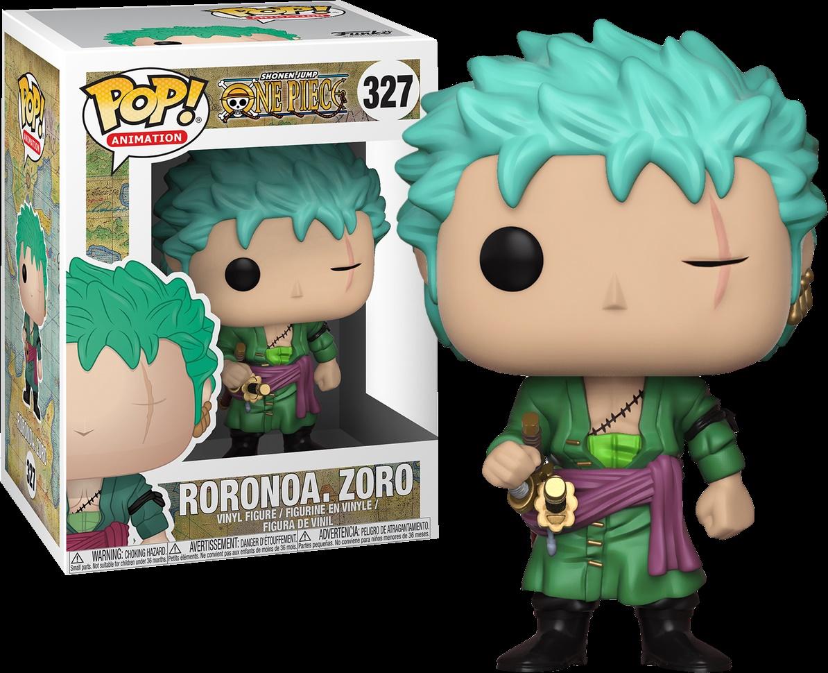 23a8408083b One Piece Anime Roronoa. Zoro Vinyl POP! Figure Toy  327 FUNKO NEW ...