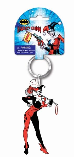 DC The Flash PVC Figural Key Ring