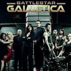 Battlestar Galactica New BSG