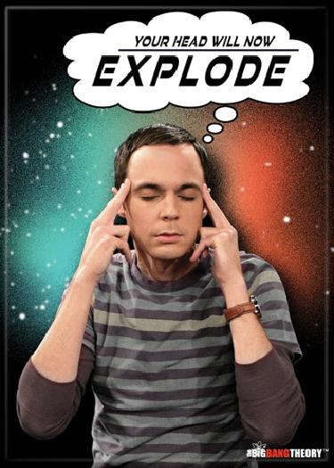 Ata-Boy Big Bang Theory Soft Kitty Magnet