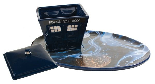 Doctor Who Tardis Soup and Sandwich Bowl and Plate Set BOXED  sc 1 st  Starbase Atlanta & Doctor Who Tardis Soup and Sandwich Bowl and Plate Set BOXED ...