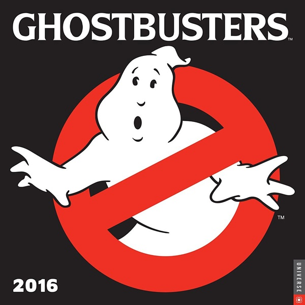 Ghostbusters Original Movie Photo Images 2016 Wall Calendar, NEW ...