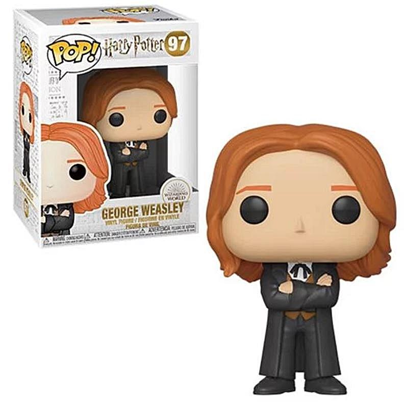 George Weasley Yule Ball n°97 Funko Harry Potter Pop!
