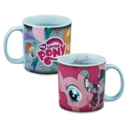NEW UNUSED My Little Pony Rainbow Dash Face and Name Ceramic Goblet
