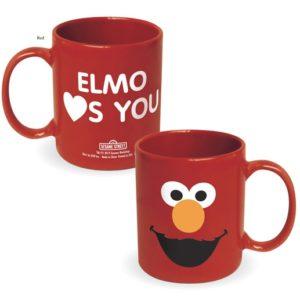 Elmo Big Face Ceramic Mug Sell