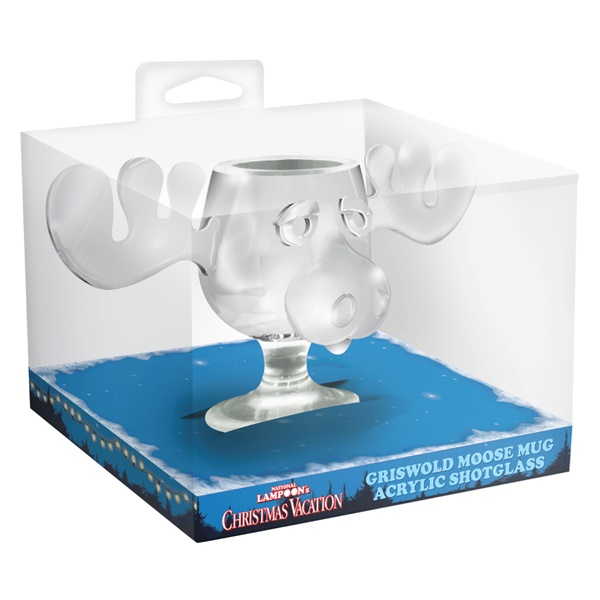 National Lampoon's Christmas Vacation Movie Griswold Moose Mug ...