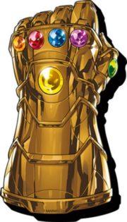 Marvel Comics Loki Comic Art Figure Running Chunky 3-D Die-Cut Magnet NEW UNUSED