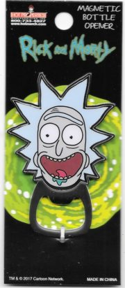 Rick and Morty TV Series Large Morty Face Screaming Metal Enamel Pin NEW UNUSED