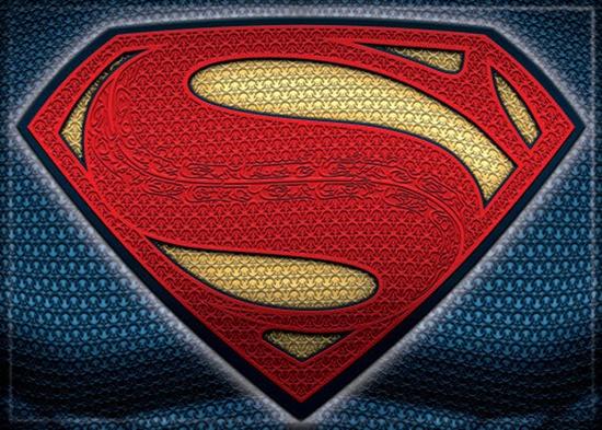 batman v superman movie superman chest s shield logo refrigerator