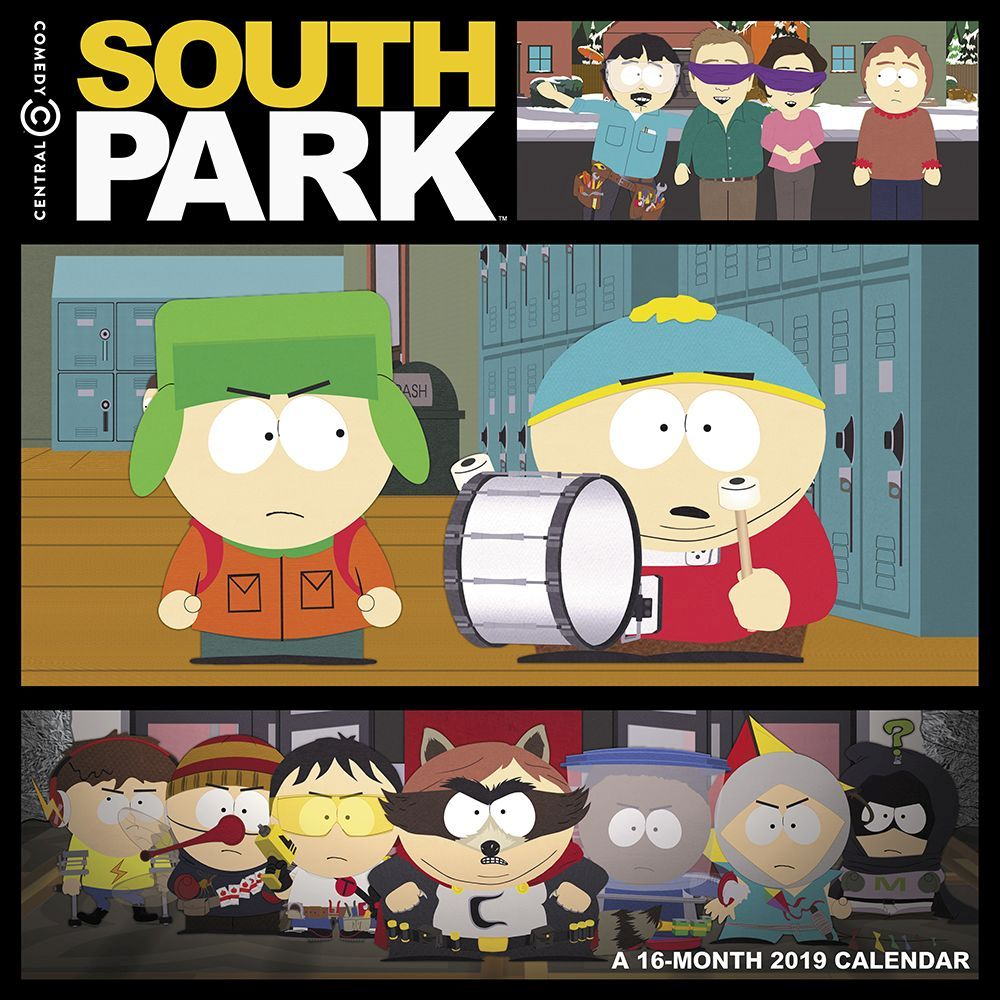 Magnet Why Would You Invite Kyle South Park Kyle NEW UNUSED
