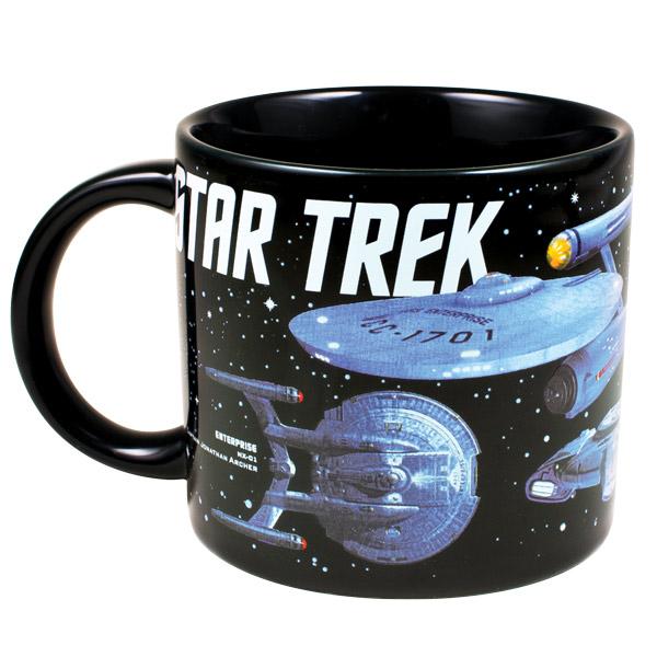 50 Years Of Starships Star Trek
