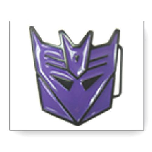 Transformers Autobot Decepticon Metal Belt Buckle SciFi Movie Optimus Prime