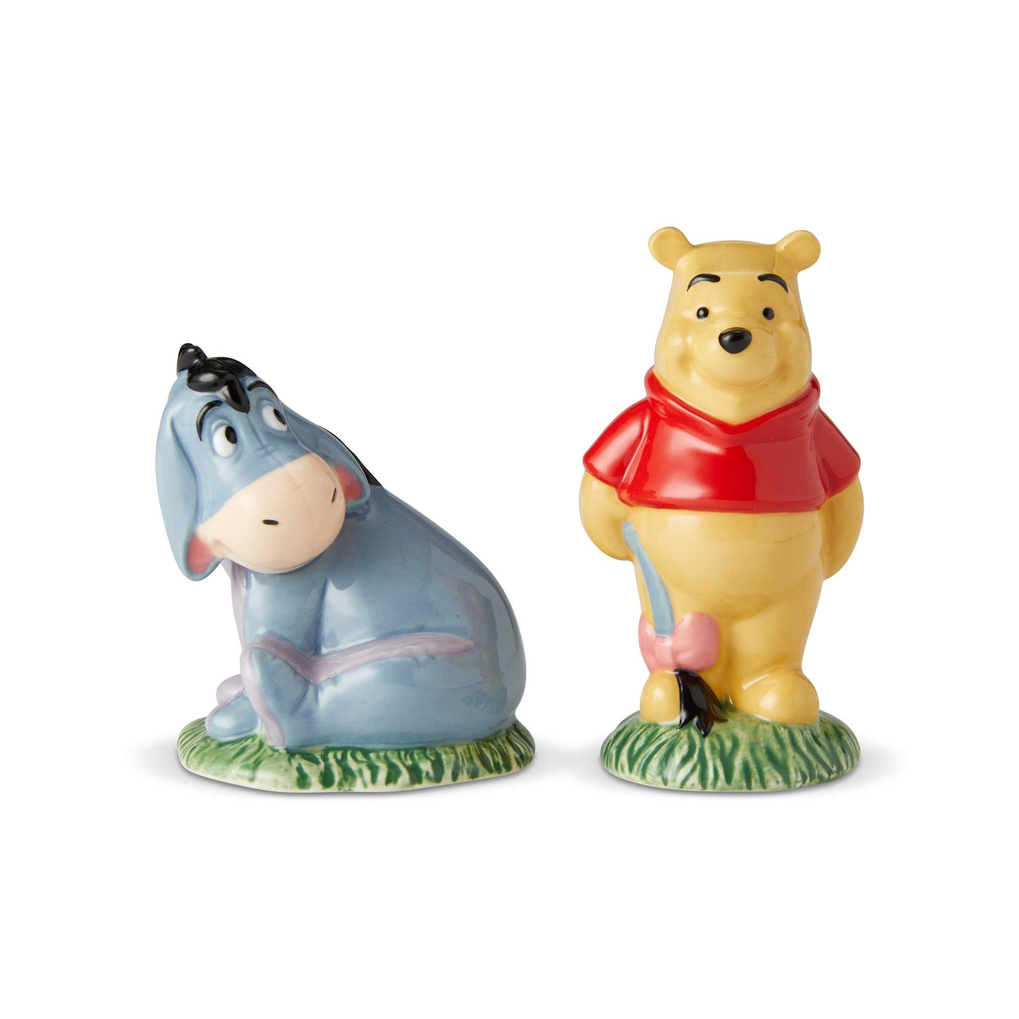 Enjoyable Walt Disney Winnie The Pooh And Eeyore Ceramic Salt Pepper Shakers Set Boxed Andrewgaddart Wooden Chair Designs For Living Room Andrewgaddartcom