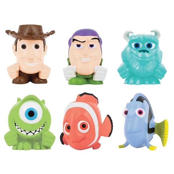 Walt Disney Pixar Characters Mashems Squishy Figures Blind Capsule Starbase Atlanta